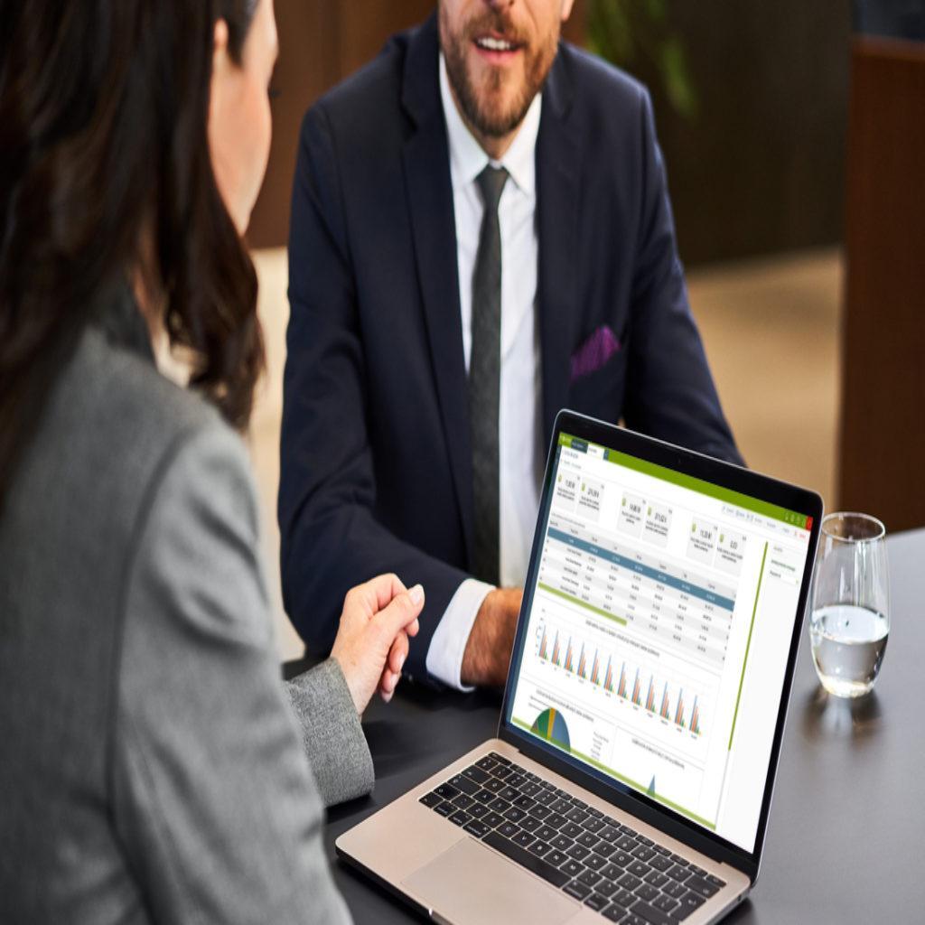 Jak wykorzystać rozwiązanie Business Intelligence w analizie finansów firmy
